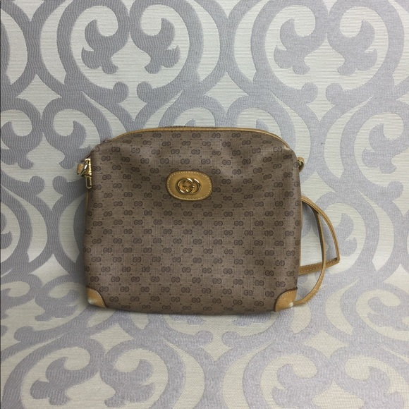 Gucci Handbags - Gucci Vintage Mini Crossbody